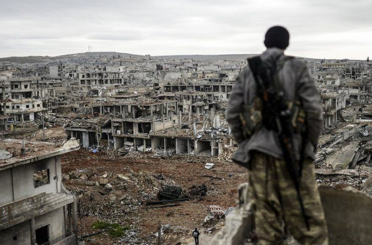 Syrian war turns into 'international armed conflict' after US strike on US base – ICRC