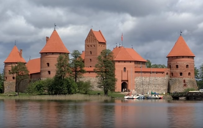 Travel in Lithuania: Trakai